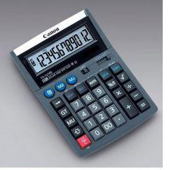 Canon TX-1210E desktop calculator, bordregner