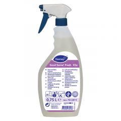 Good Sense Fresh, lugtfjerner med parfume, klar-til-brug, 750 ml