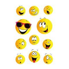Herma stickers Decor smileys (3)