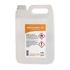 Plum Overfladedesinfektion 70% ethanol, 5 liter