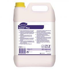 Oxivir Plus, desinfektion, rengøring- og overfladedesinfektion, 5 L
