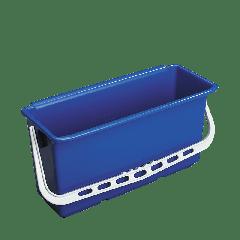 Ringo plastspand, blå, 15 L