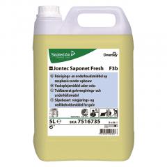 TASKI Jontec Saponet Fresh, vaskepleje uden voks, 5 L