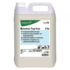 TASKI Jontec Top free, vaskeplejemiddel med voks, 5 L