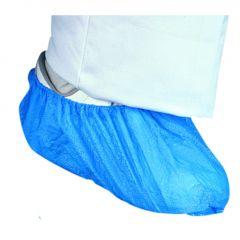 FIT-ON skoovertræk engangsbrug 41 cm, blå, 100 stk.