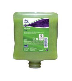 Deb Stoko, Solopol Lime håndrens, rensestyrke 3, m. parfume og farve, 2 L