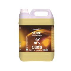 SURE Cleaner & Degreaser grovrengøringsmiddel 5 liter
