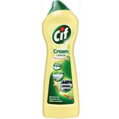 Cif Cream Lemon, skurecreme, 500 ml.