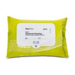 Plum-Universal-Cleaning-wipe-universalrengoering-serviet-small-30x20cm-25stk-groen-104319