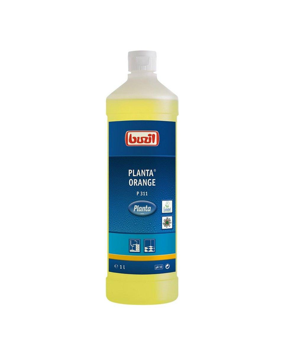 Image of   Buzil Planta Orange P 311, kraftigt universalrengøringsmiddel, 1 L