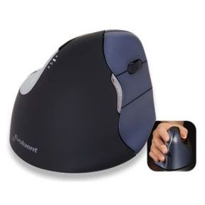 Image of   Evoluent VerticalMouse 4 wireless right h