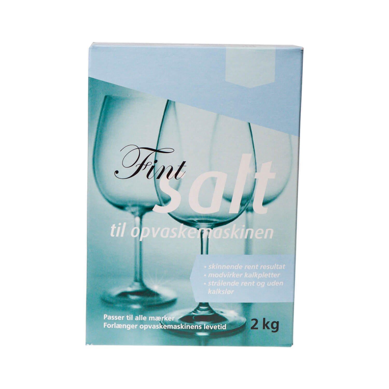 Image of Fint filtersalt til opvaskemaskine