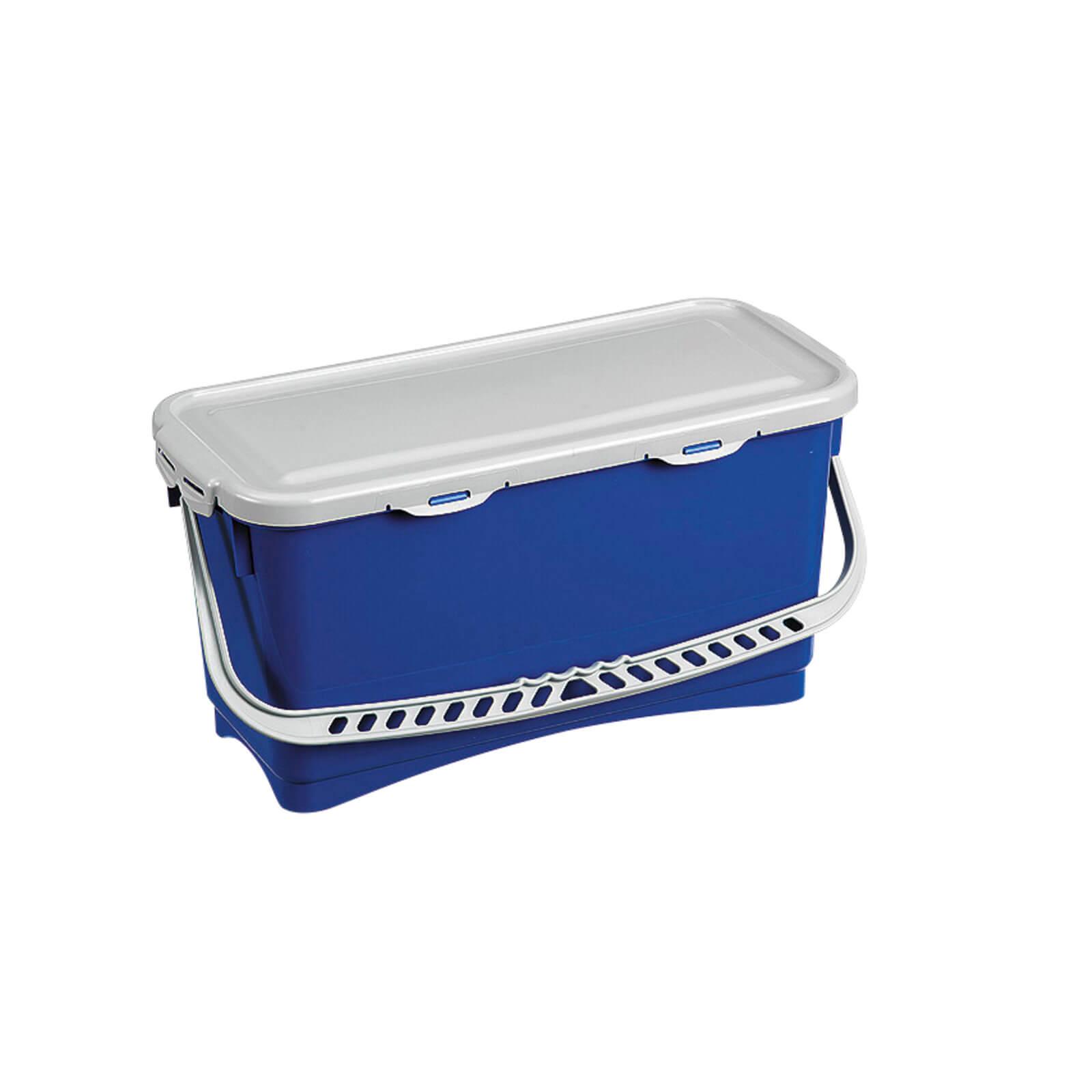 Image of   Mopbox, Hermetic 20 L, opbevaringsboks til 40 cm. mopper