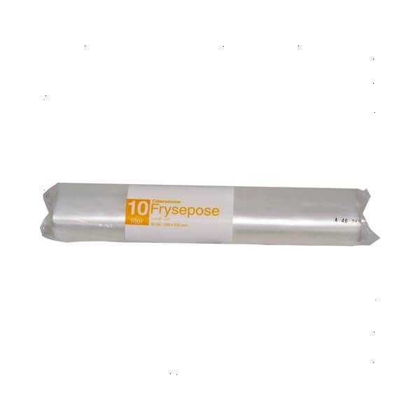 Billede af CaterSource, Fryseposer 10 L, med skrivefelt, 50 poser, LDPE
