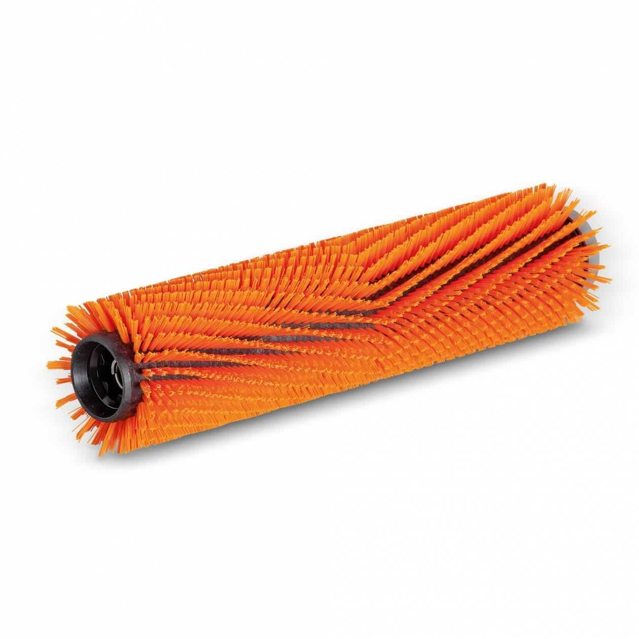 Image of   Kärcher, børstevalse 400 mm, orange, mellem.hård - 47622510