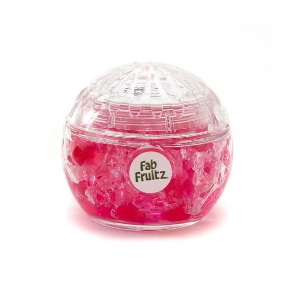 Image of Fab Fruitz, duftglas, hindbær, 130 ml.