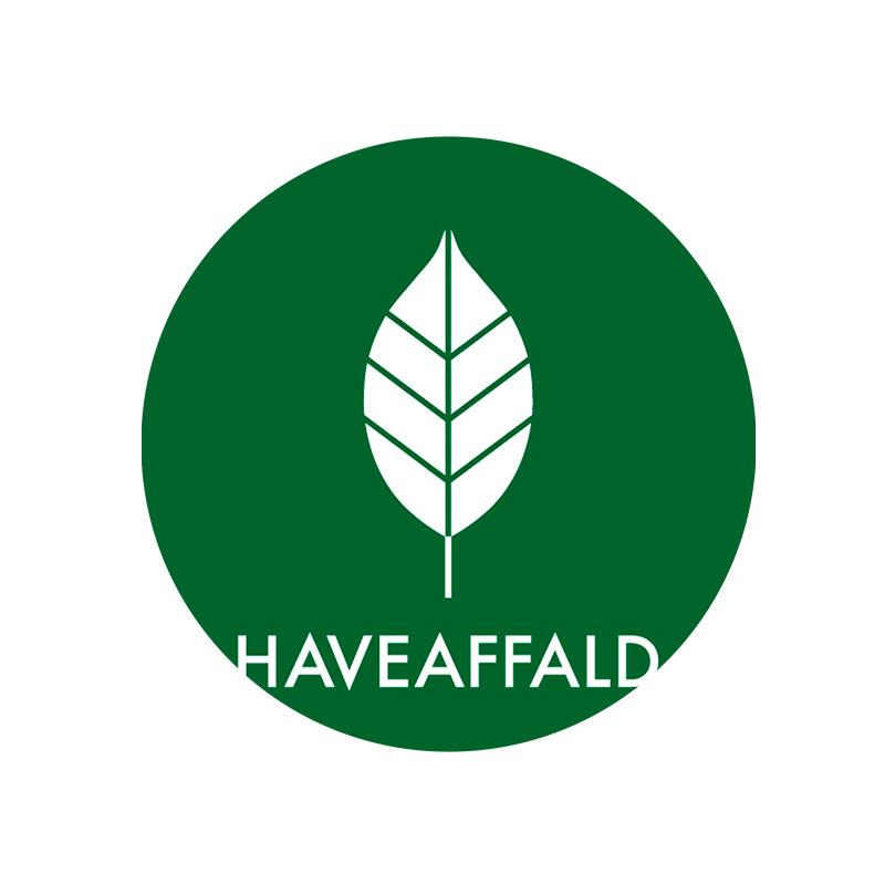Image of   Piktogram til affaldssortering, Haveaffald