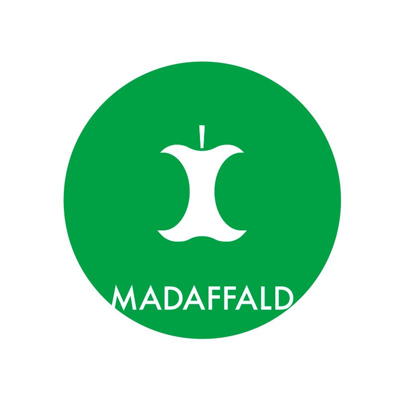 Image of   Piktogram til affaldssortering, Madaffald