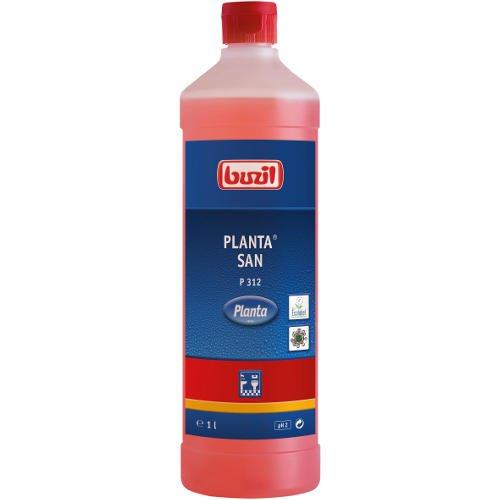 Image of   Buzil Planta San P 312, sanitetsrengøringsmiddel, 1 L