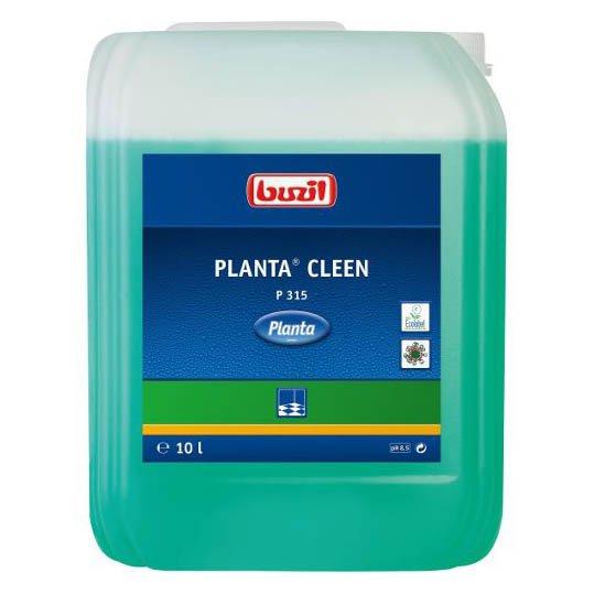 Image of   Buzil Planta Cleen P315, vaskepleje, 10 L