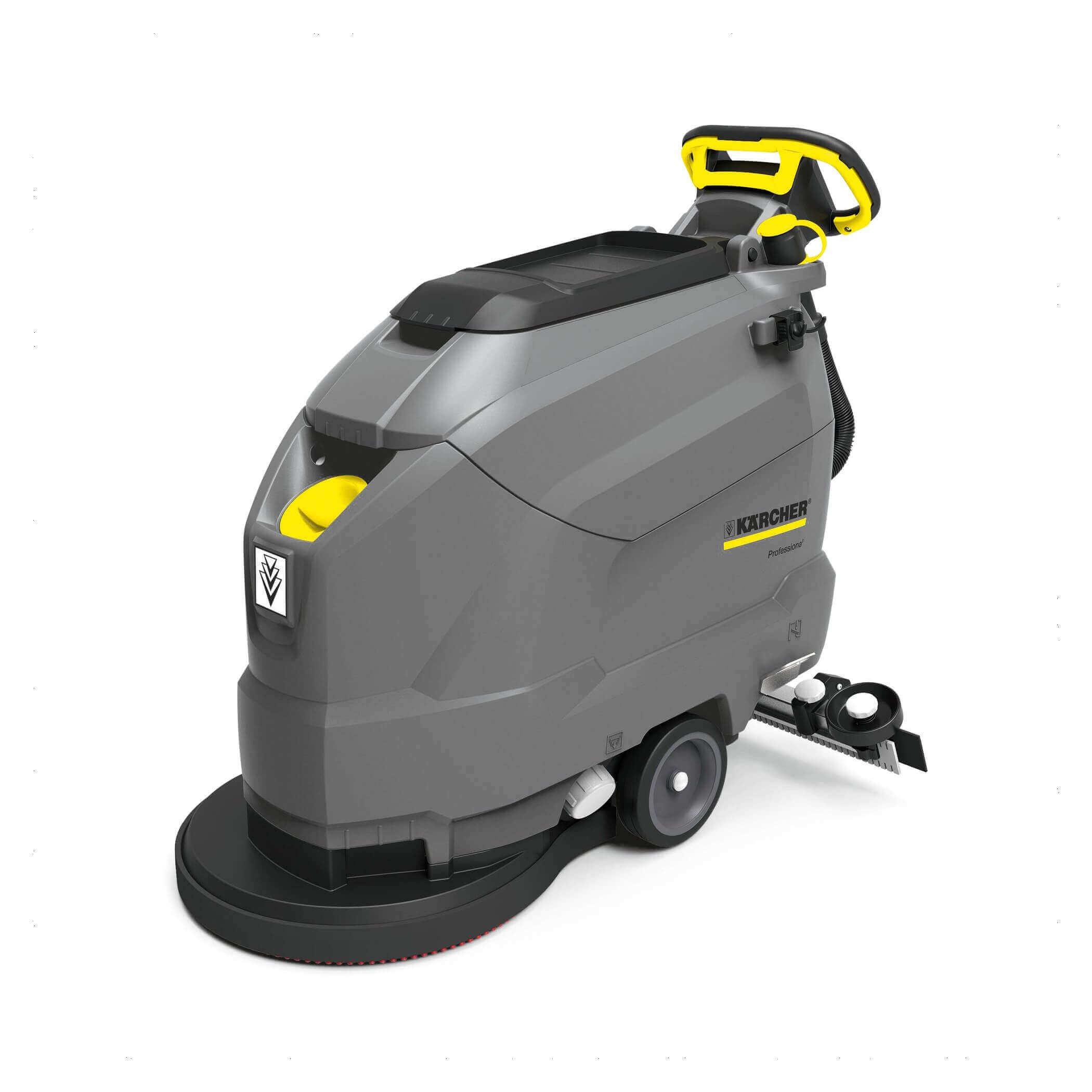 Leasing af gulvvaskemaskiner
