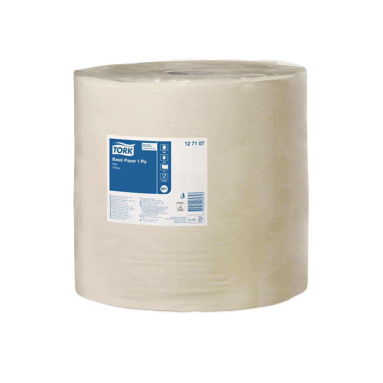 Tork Basic Industrirulle 127107, 1-lag, 1190 meter