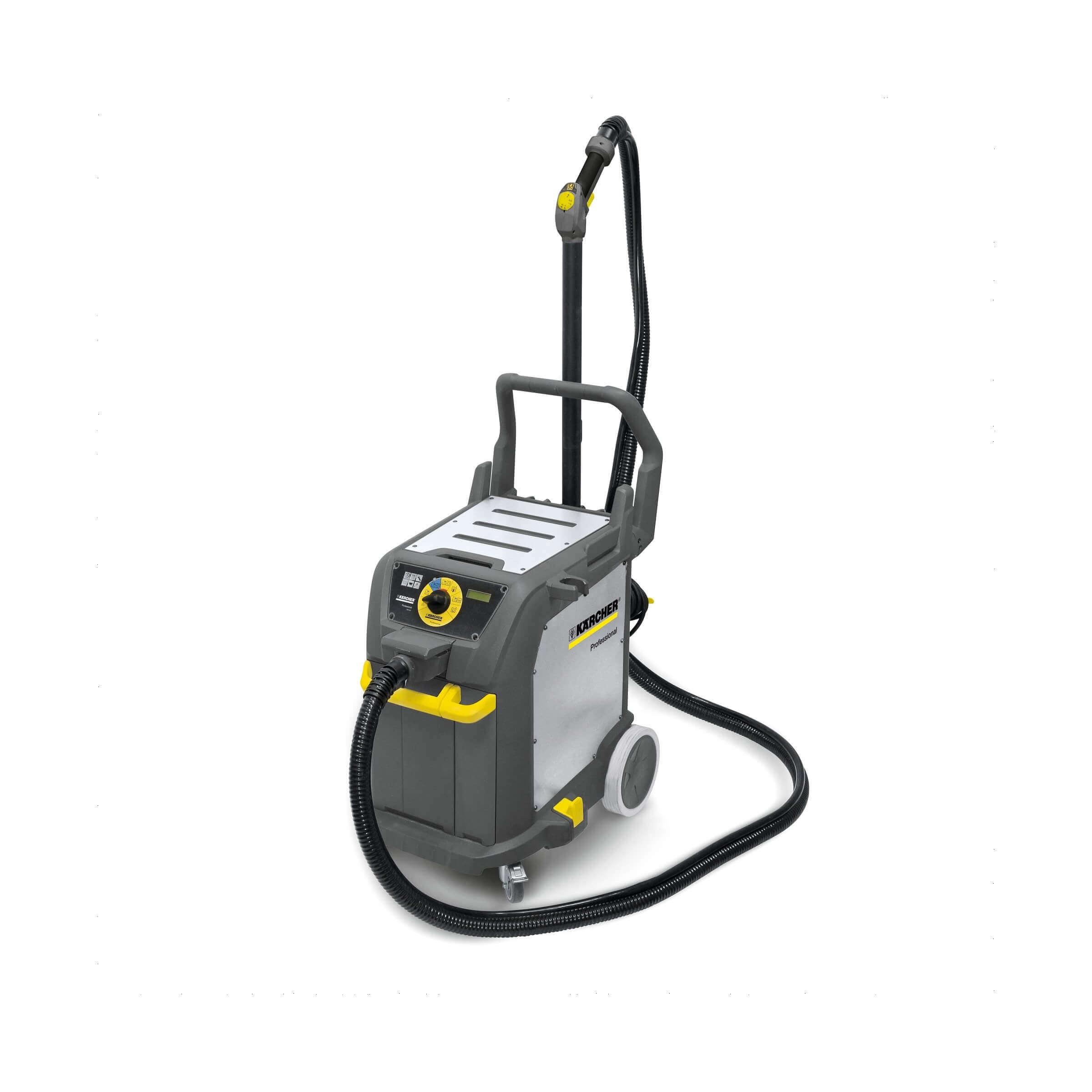 Kärcher SGV 8/5 dampstøvsuger, 8 bar