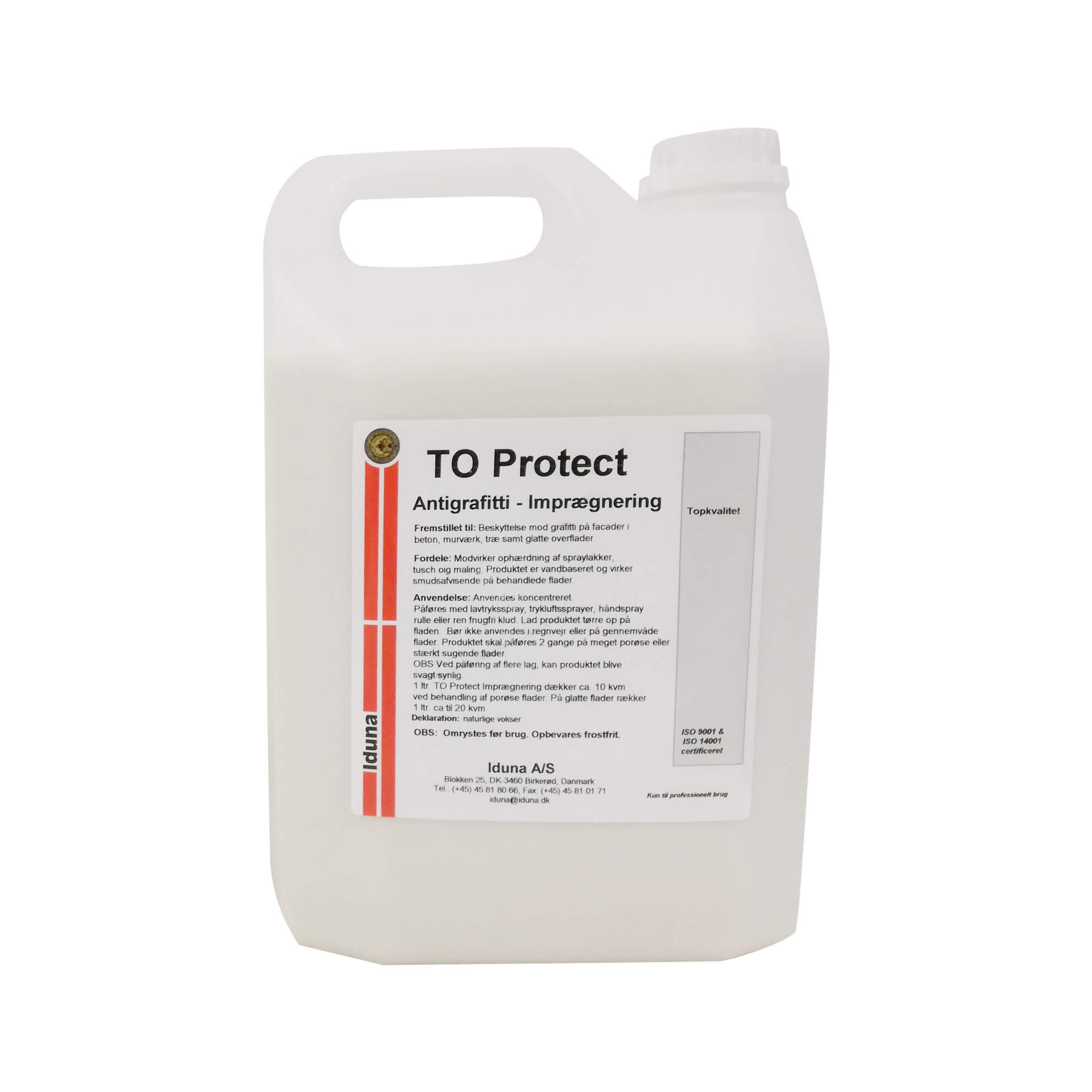 To Protect, antigraffiti, 5 L