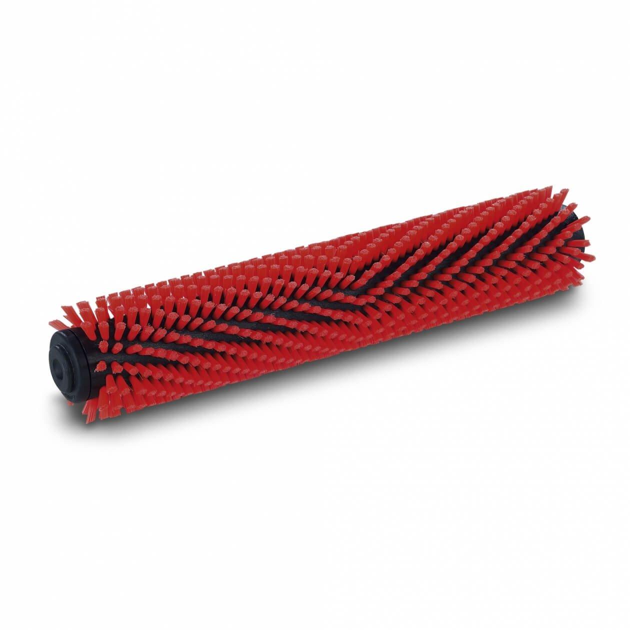 Kärcher, børstevalse, medium, rød, 300 mm