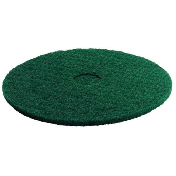 Kärcher, pads, mellemhård, grøn, 457 mm, 5 stk.