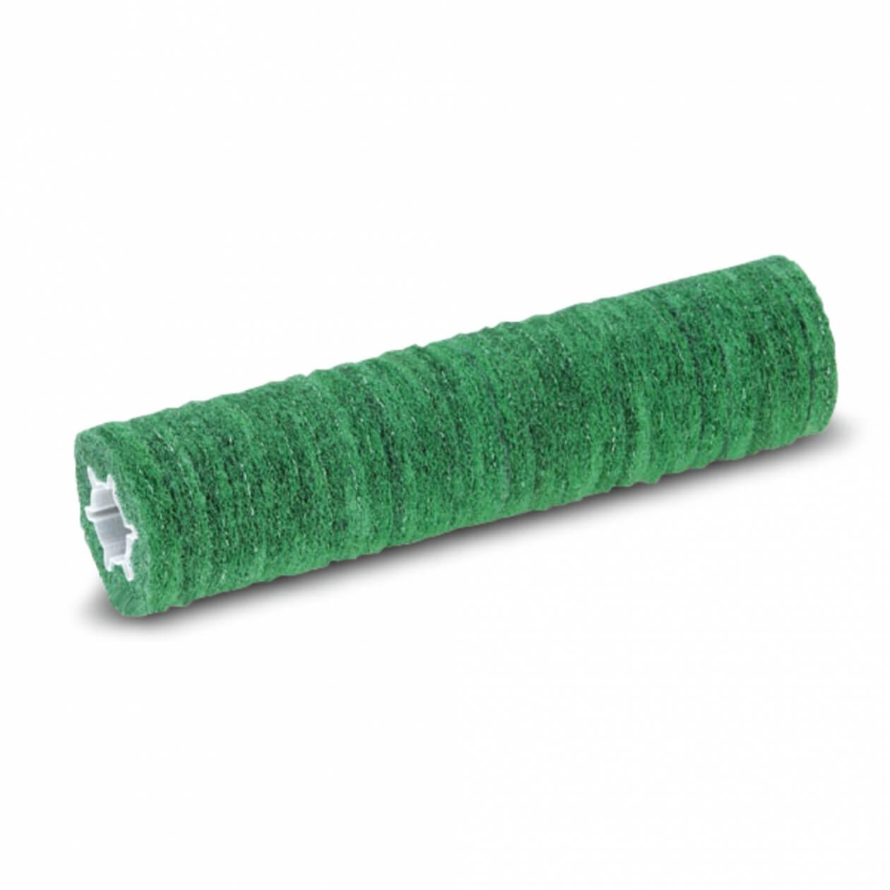 Kärcher, valsepad, hård, grøn, 530/96mm