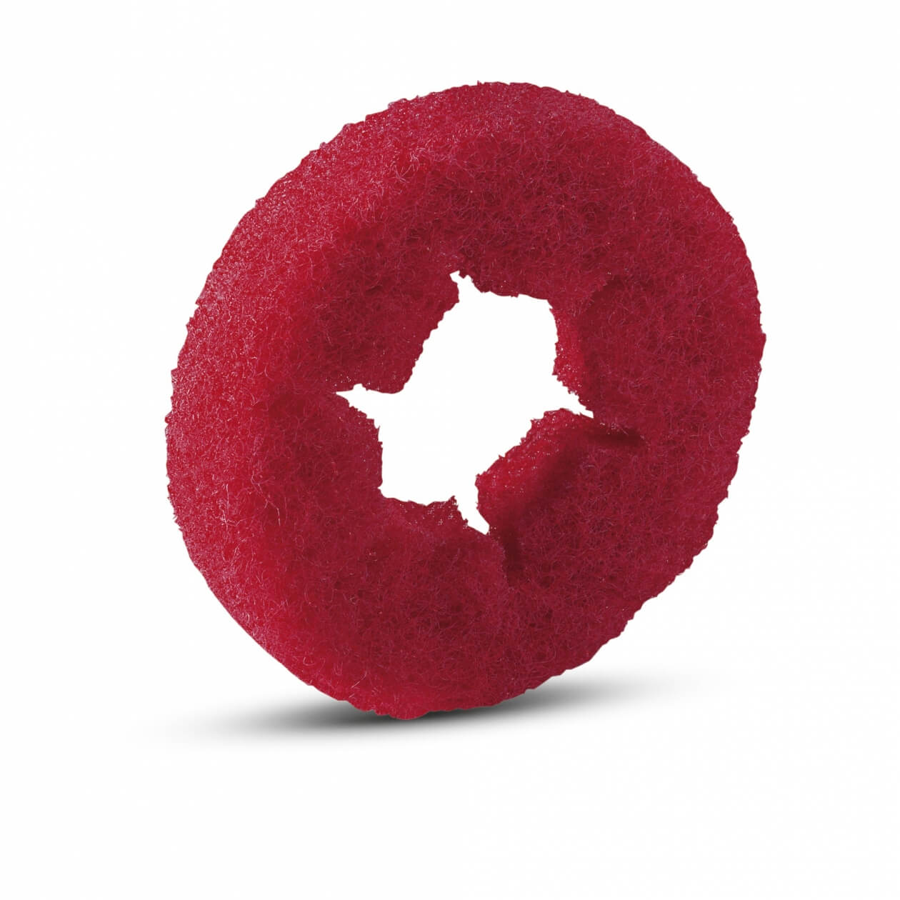 Kärcher, valsepads, medium, rød, 130 mm, til B 250 R Bp