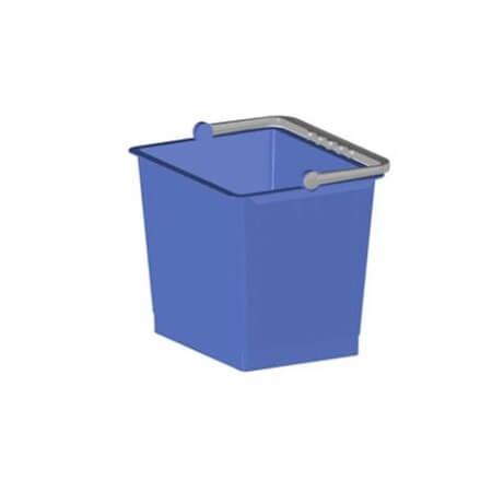 Image of   Blå spand, 6 L