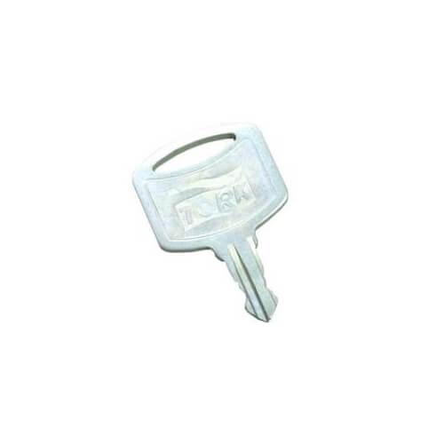 Nøgler til papirdispensere