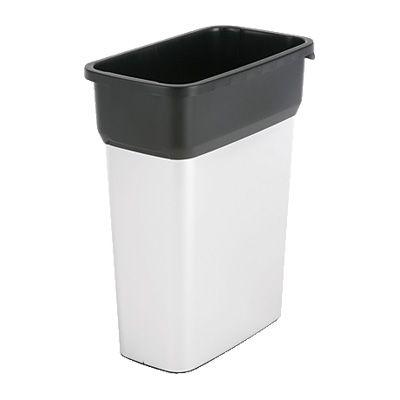 Affaldsspande uden låg
