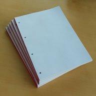 Notesblokke og papirblokke